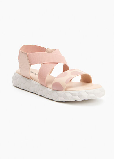 Made You Blush Sandal