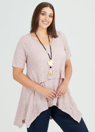 Whisper Cotton Tunic