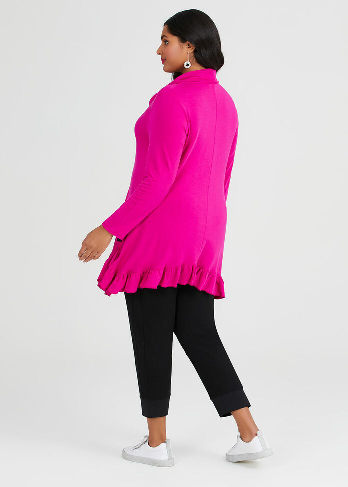 Bamboo Obsession Traveller Tunic, , hi-res