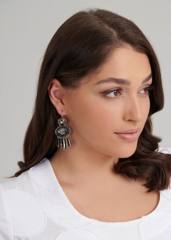 Carnival Crystal Earrings, , hi-res
