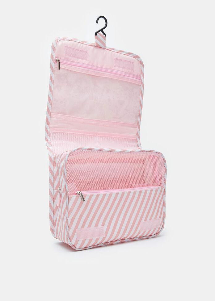 Hanging Travel Toiletry Bag, , hi-res