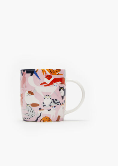 Cat-ch Me If You Can Mug