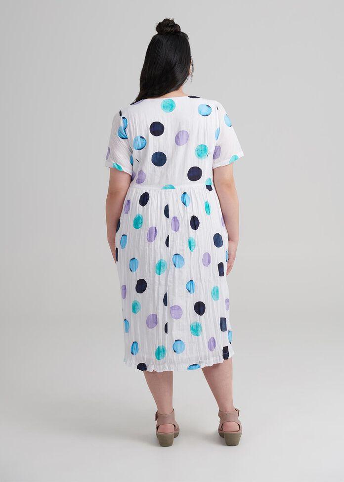Petite Pebbles Dress, , hi-res