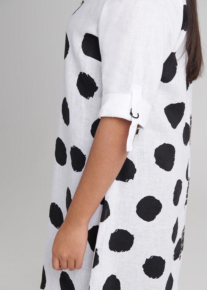 Linen Zulu Shirt, , hi-res