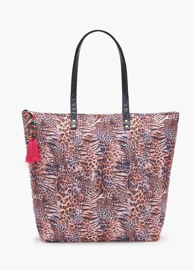 The Wild Side Tote