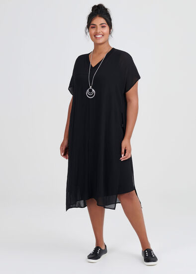 Dreamy Days Sheer Tunic