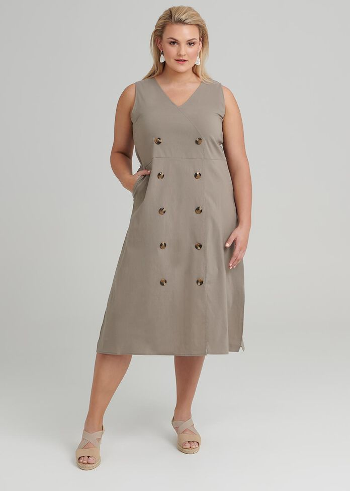Florence Castaway Dress, , hi-res