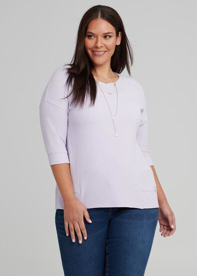 Calista Panels Top