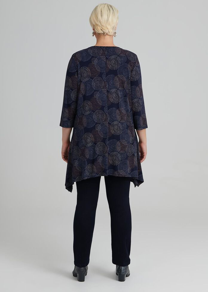 Blue Hue Tunic, , hi-res