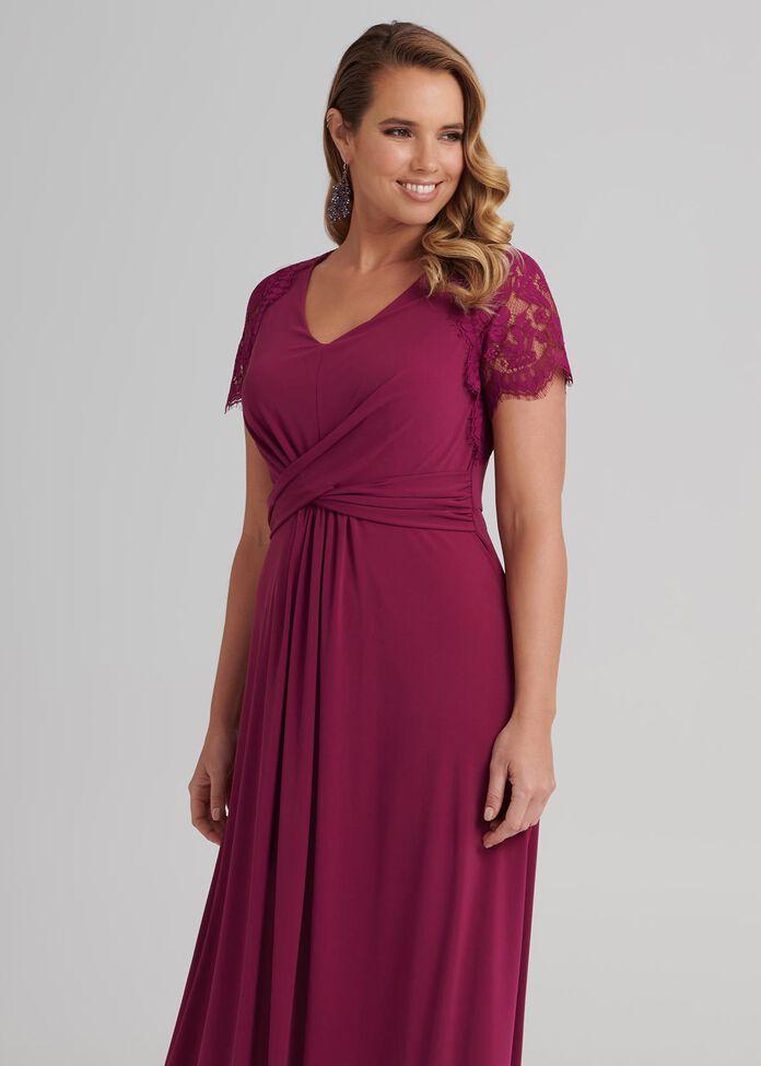 Love Train Maxi Dress, , hi-res
