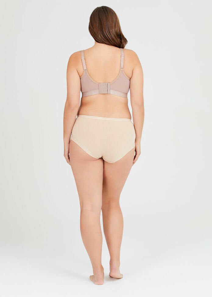 Wirefree Cooling Lounge Bra Sizes 14-18, , hi-res