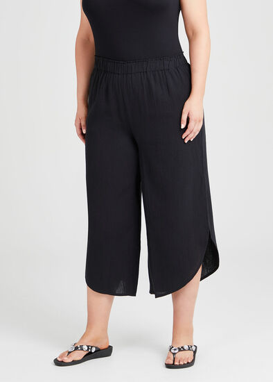 Cotton Overlay Pant
