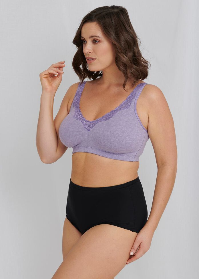 Lounge Bra Sizes 16 -18, , hi-res