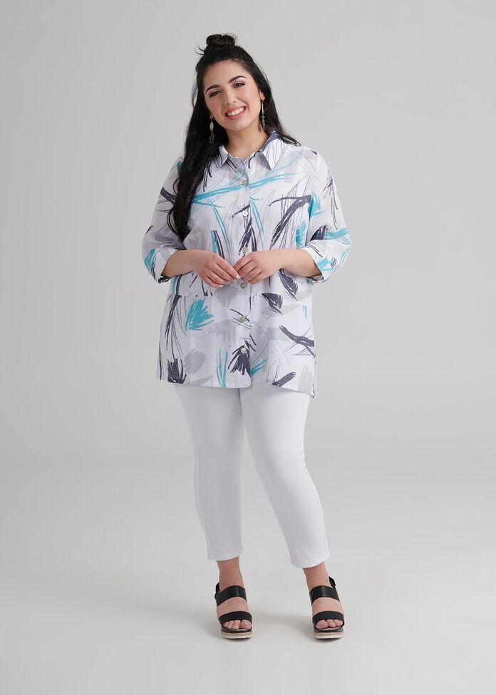 Petite Saltwater Shirt, , hi-res