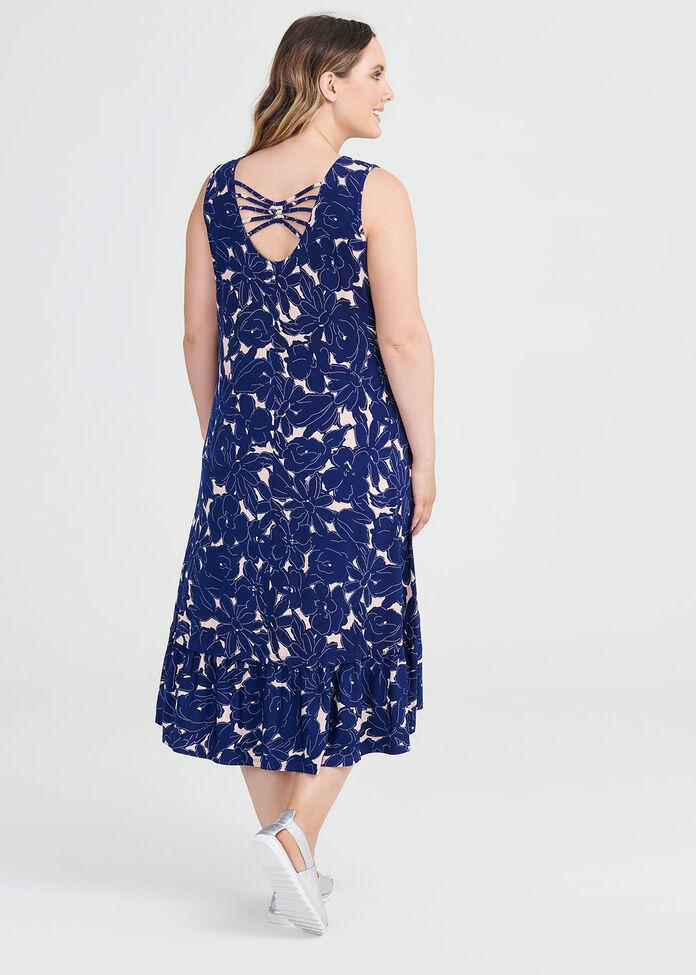 Camellia Dress, , hi-res