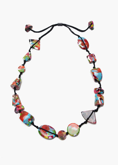 Technicolour Necklace