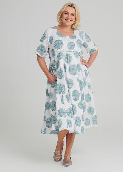 Pastels Spot Dress