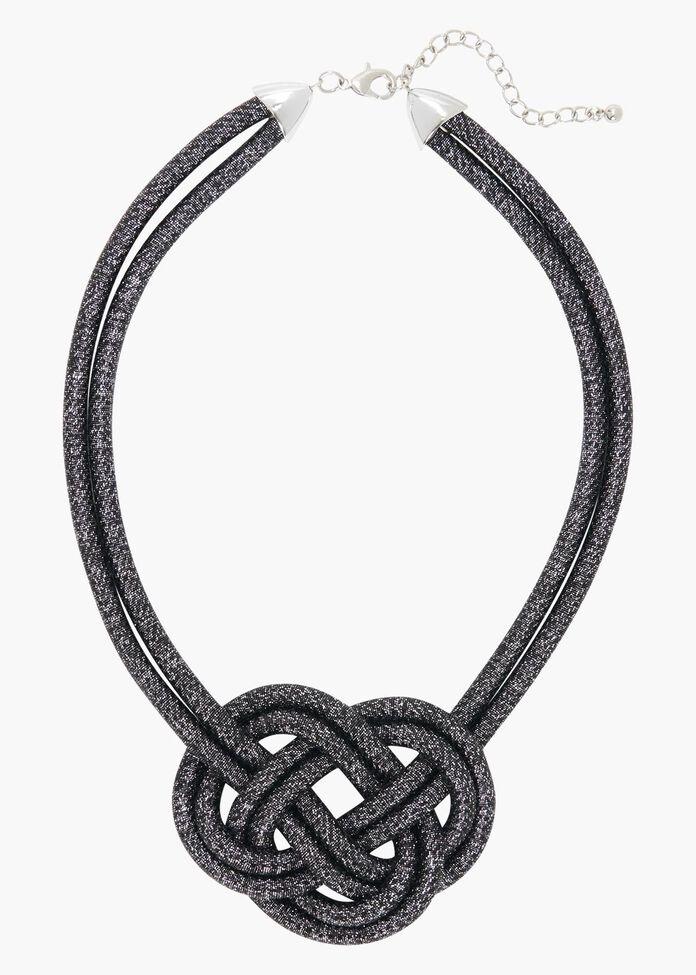 Love Knot Necklace, , hi-res