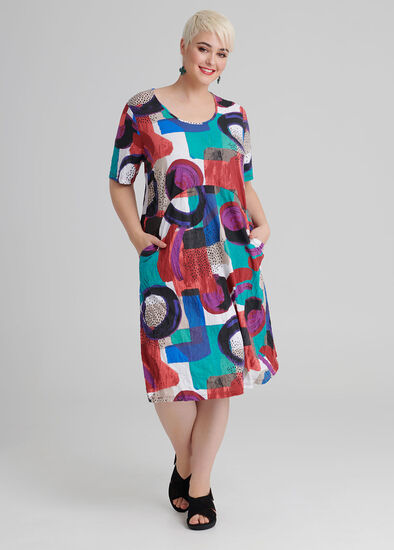 Contiki Modal Dress