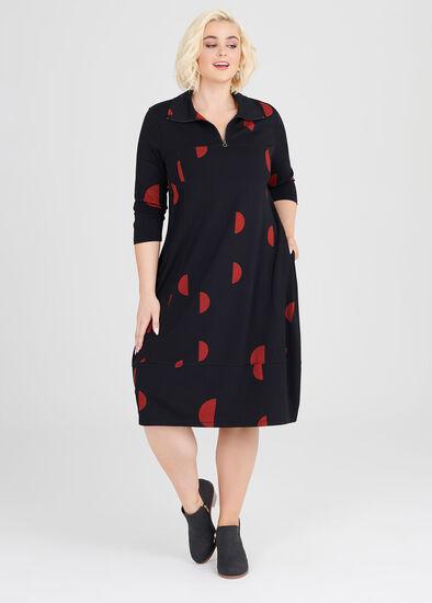 Soho Ponti Dress
