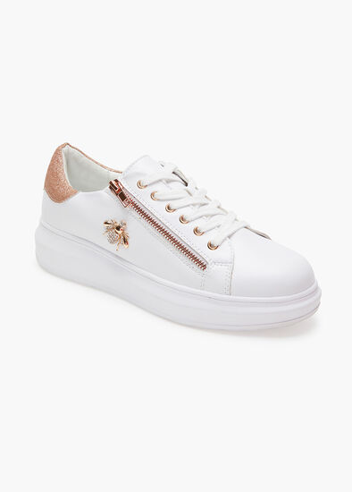 The Opulent Sneaker