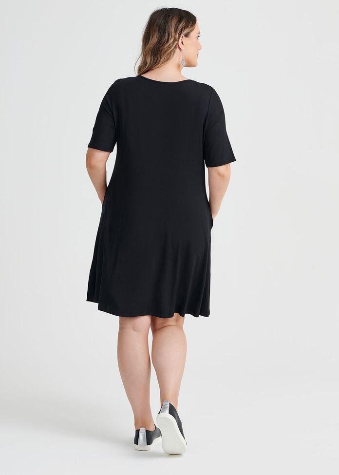 Moda Bamboo Dress, , hi-res