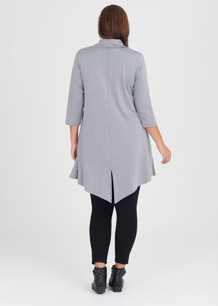 Modern Luxe Tunic, , hi-res