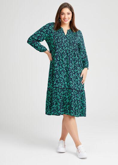 Natural Daisy Dress