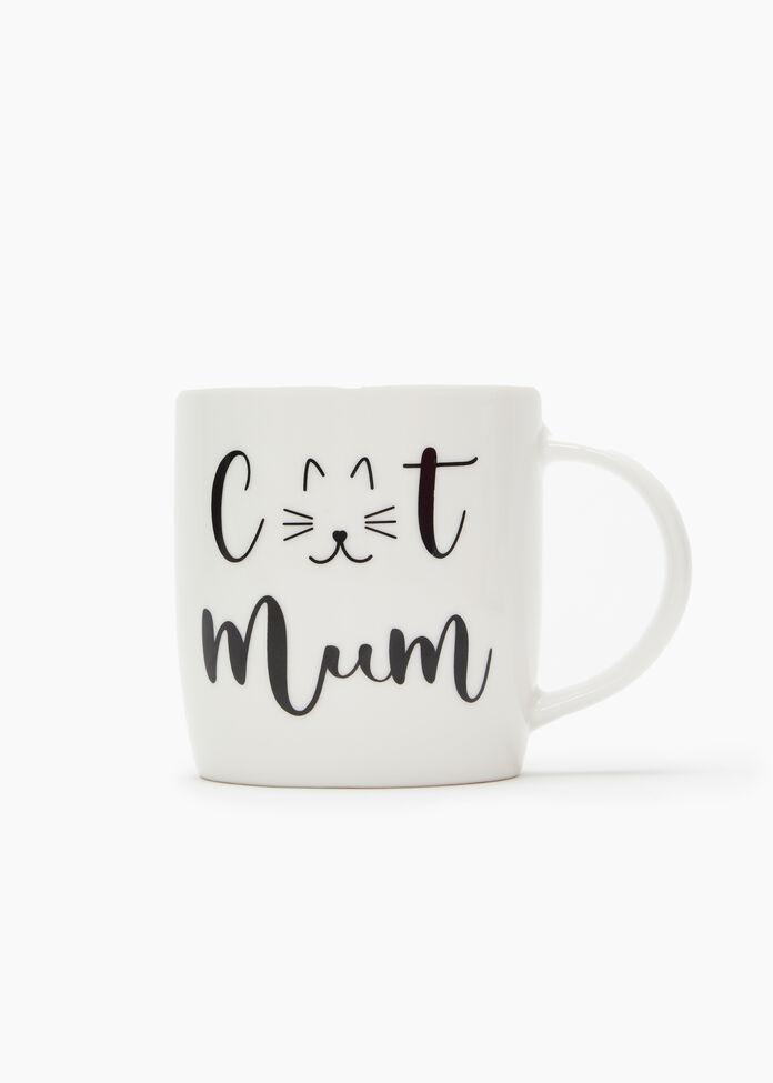 Kitty Mum Mug, , hi-res