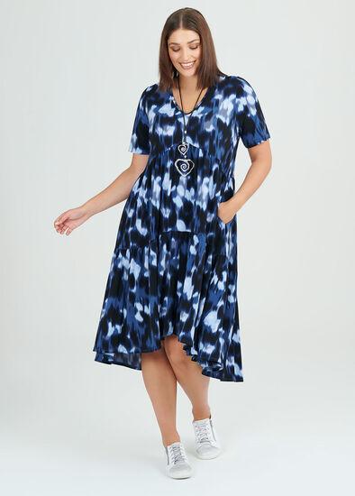 Ikat Luna Dress