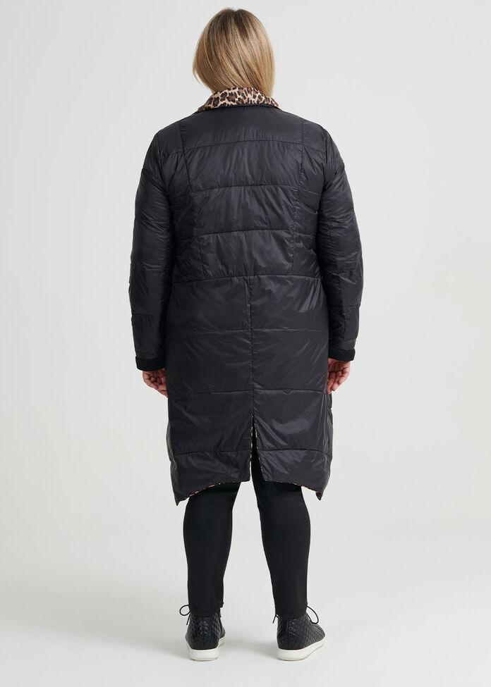 Luxe Puffer Coat, , hi-res