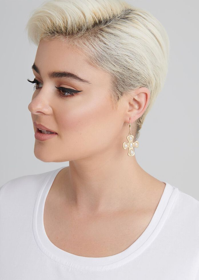 Live To Tell Earrings, , hi-res