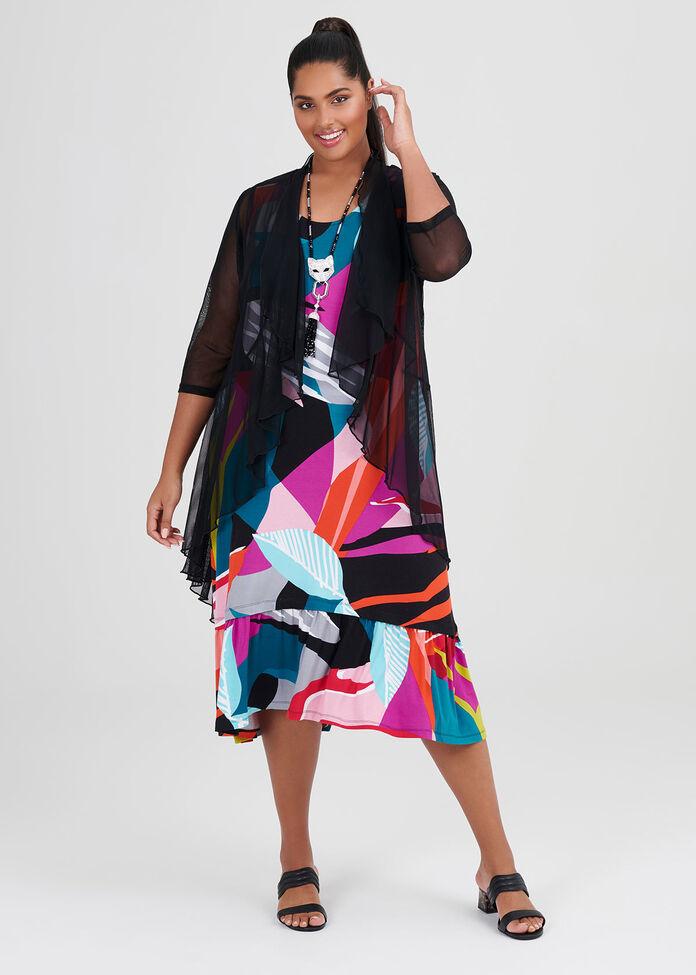Bamboo Airlie Dress, , hi-res
