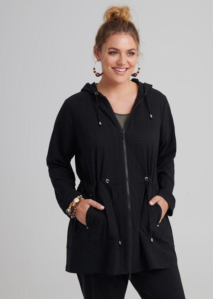 Destiny Hooded Jacket, , hi-res