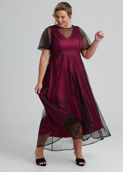 High Low Priscilla Dress