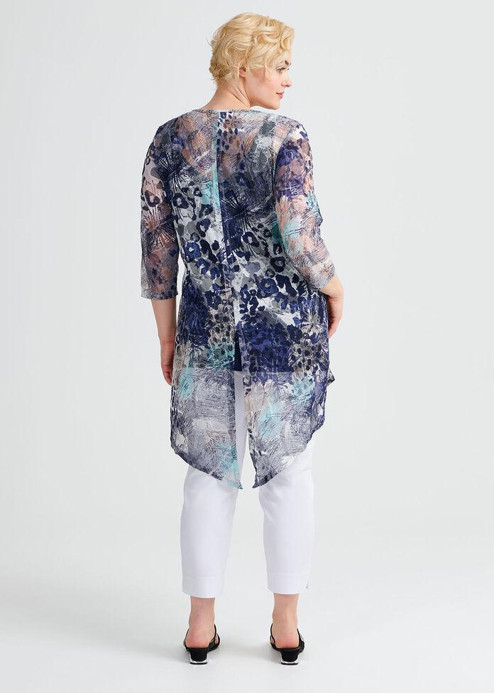 Ocean Warrior Lace Tunic, , hi-res