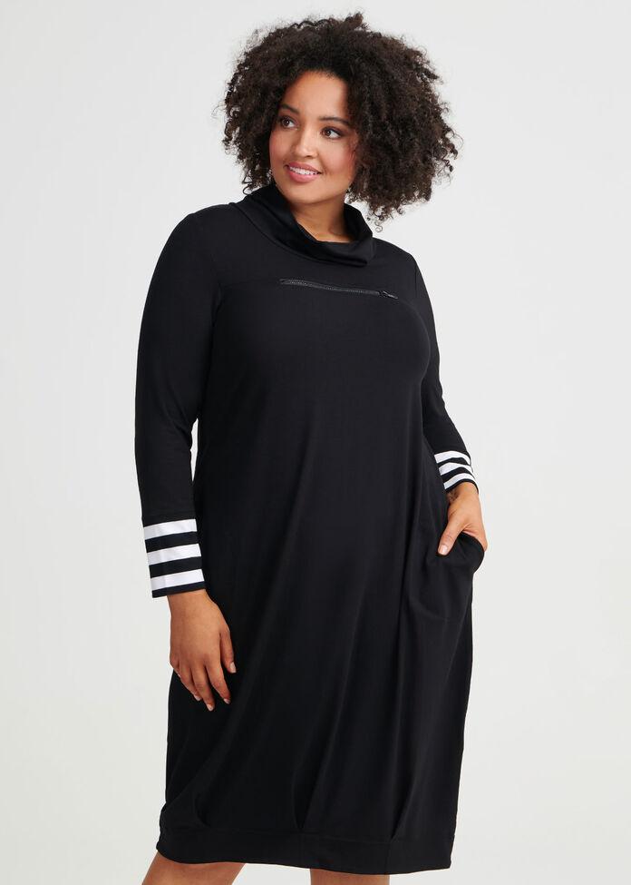 Intrigue Dress, , hi-res