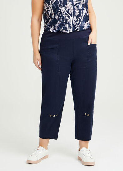 Clarissa Linen Pant
