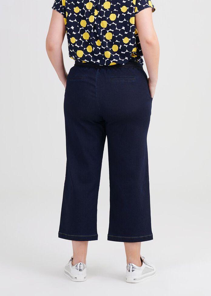 Wide Leg Sailor Pant, , hi-res