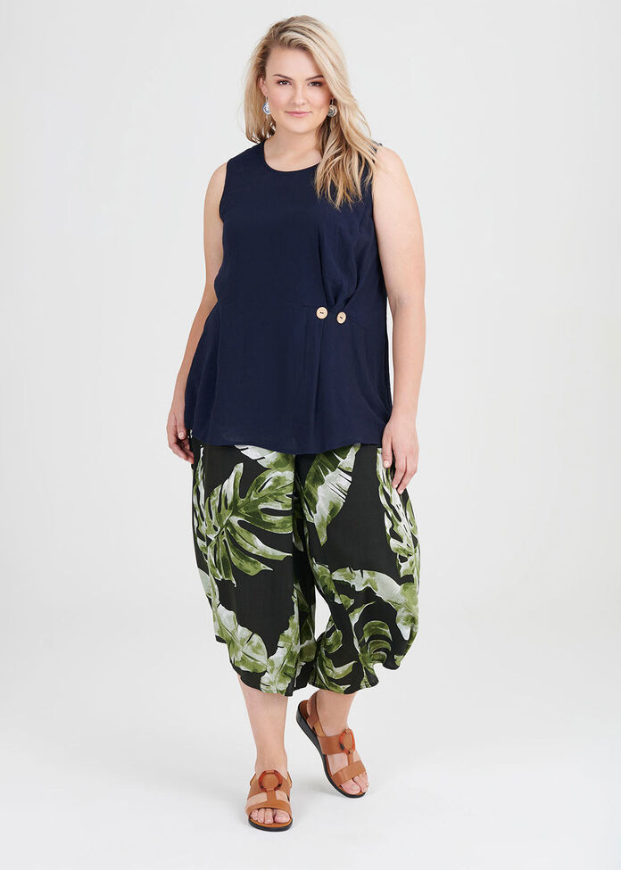 Natural Lush Jungle Pant, , hi-res