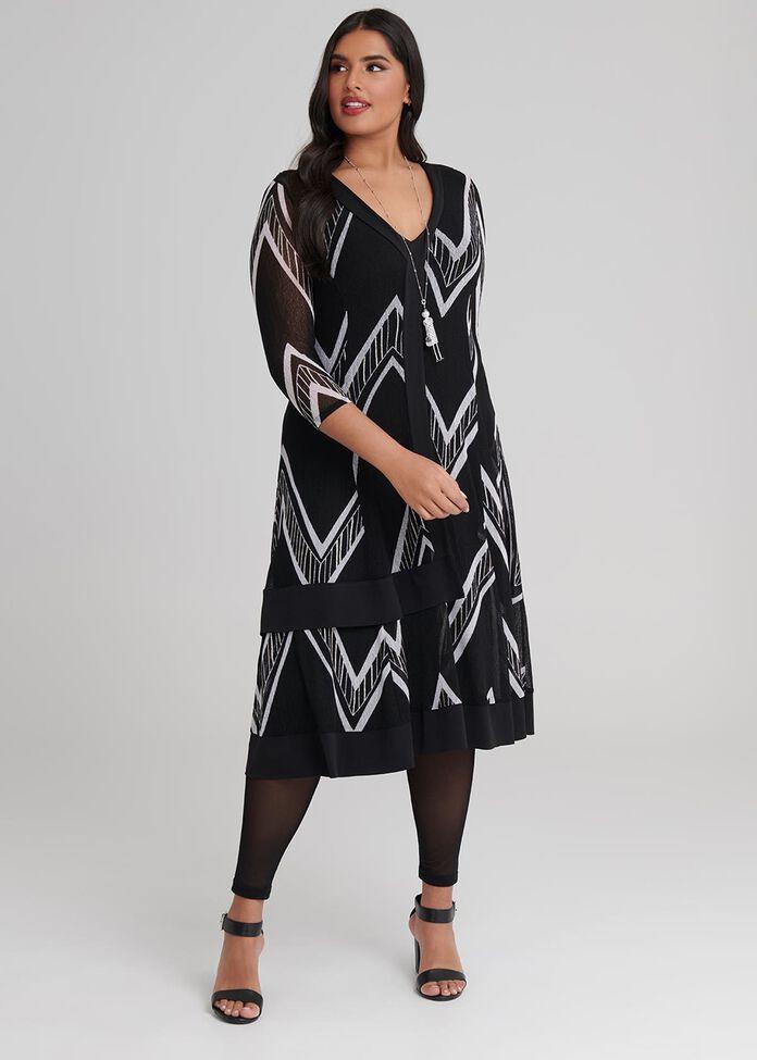 Bon Ton Dress, , hi-res