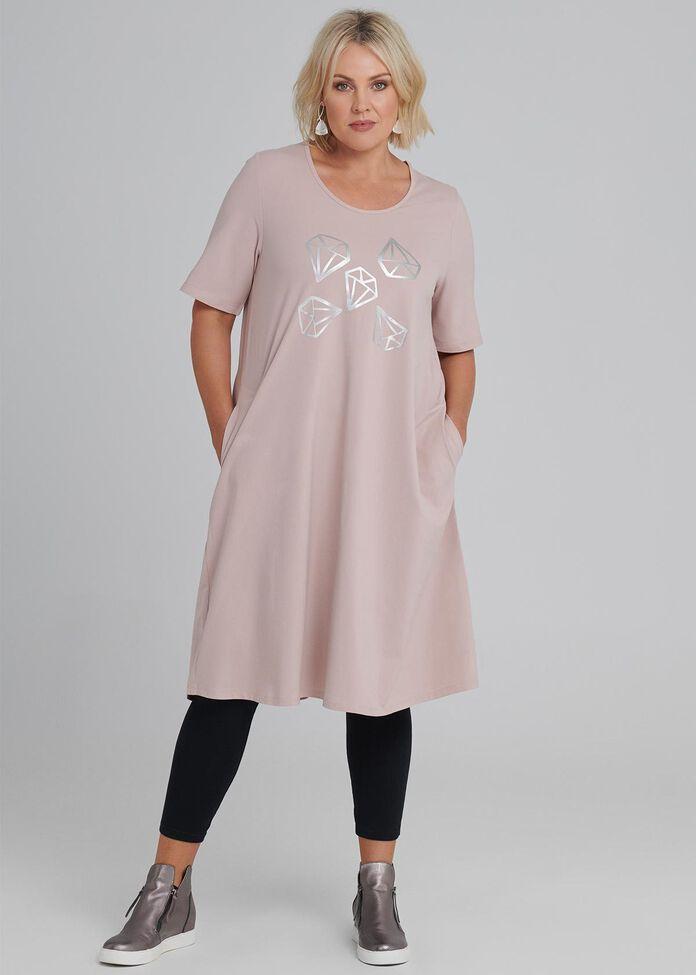 Deluxe Diamond Dress, , hi-res