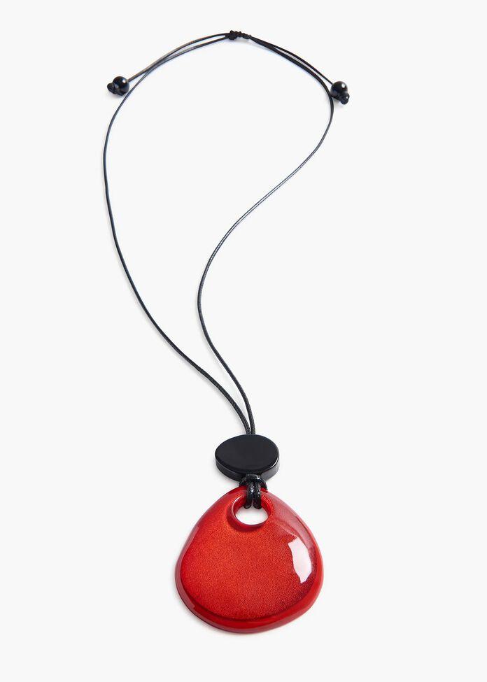 Fire Up Pendant Necklace, , hi-res