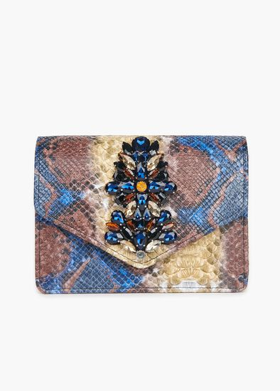 Sophie Snake Charm Bag