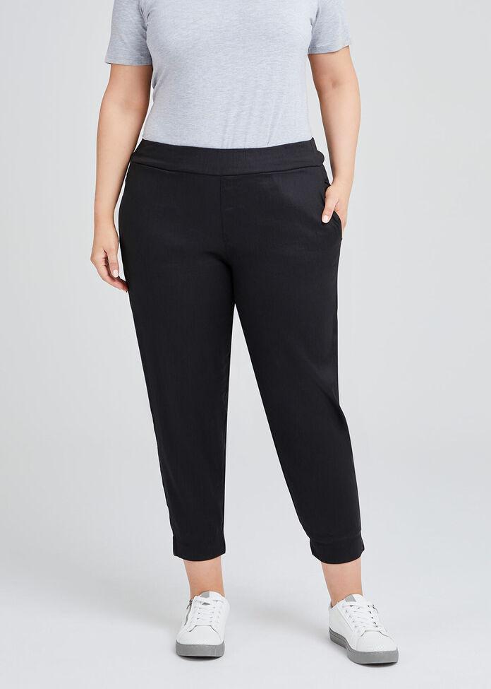 Linen Stretch Elemental Pant, , hi-res