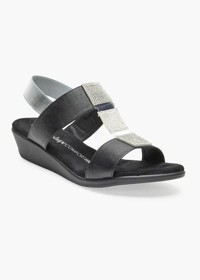 The Sleek Sandal