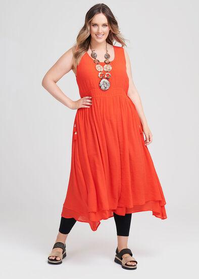 Sun Blazing Dress