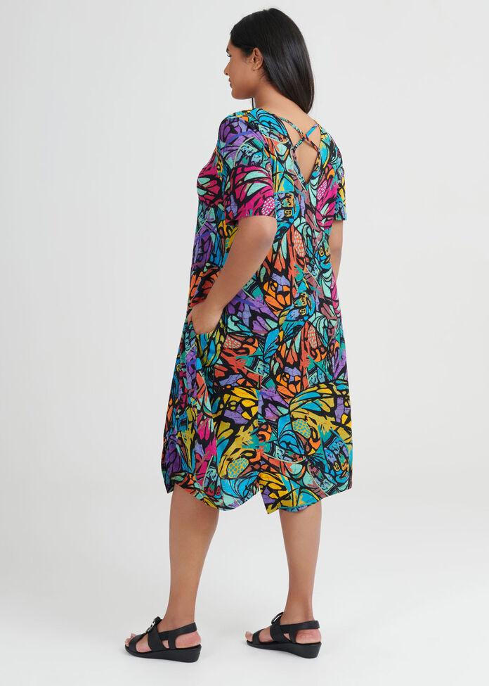 Chania Dress, , hi-res