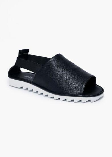Black Siren Sandal
