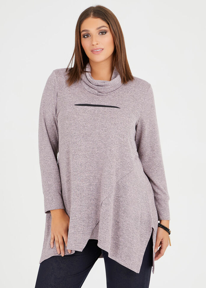 Make Me Blush Tunic, , hi-res